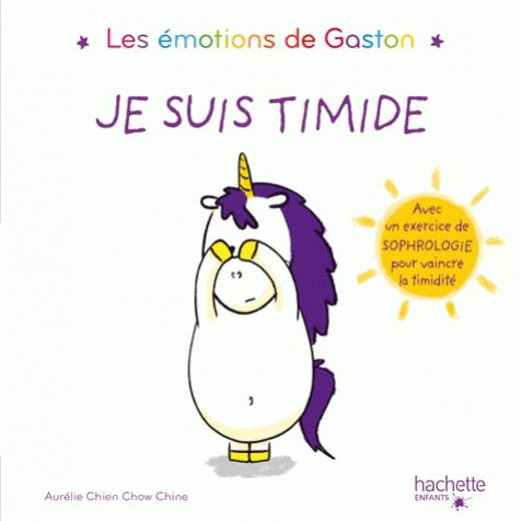 LES EMOTIONS DE GASTON - JE SUIS TIMIDE
